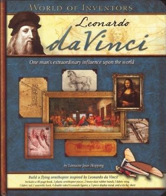 Leonardo Da Vinci - Hopping, Lorraine Jean