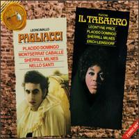 Leoncavallo: Pagliacci; Puccini: Il Tabarro - Barry McDaniel (baritone); Brian Etheridge (bass); Elizabeth Gale (soprano); Leo Goeke (tenor); Leontyne Price (soprano);...