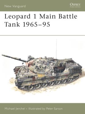 Leopard 1 Main Battle Tank 1965-95 - Jerchel, Michael