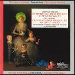 Leopold Mozart: Symphonie des jouets; W.A. Mozart: Plaisanteries Musicales