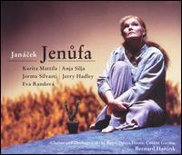 Leos Janácek: Jenufa - Anja Silja (vocals); Elizabeth Sikora (vocals); Eva Randova (vocals); Gail Pearson (vocals); Jennifer Higgins (vocals);...