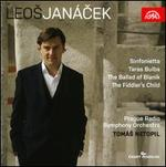 Leos Janácek: Sinfonietta; Taras Bulba; The Ballad of Blanik; The Fiddler's Child
