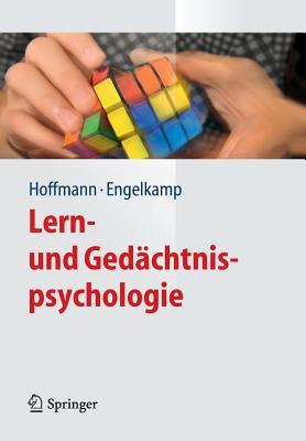 Lern- Und Gedachtnispsychologie - Hoffmann, Joachim