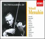 Les Introuvables de Yehudi Menuhin - Fou Ts'ong (piano); Frédéric Lodéon (speech/speaker/speaking part); Gaspar Cassadó (cello); Gioconda de Vito (violin);...