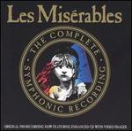 Les Miserables [Red Ink Complete Symphonic Recording Box] -
