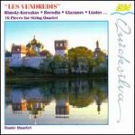 Les Vendredis: Music for String Quartet