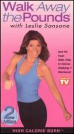 Leslie Sansone: Walk Away the Pounds - High Calorie Burn