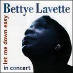 Let Me Down Easy: In Concert