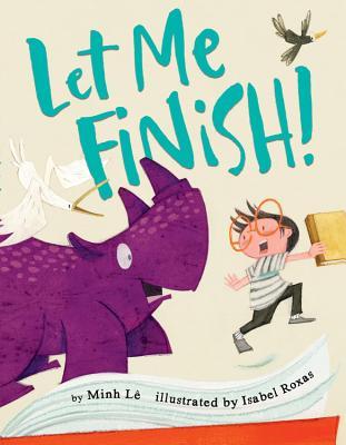 Let Me Finish! - Le, Minh