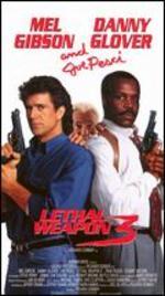Lethal Weapon 3 [Hong Kong] [Blu-ray]