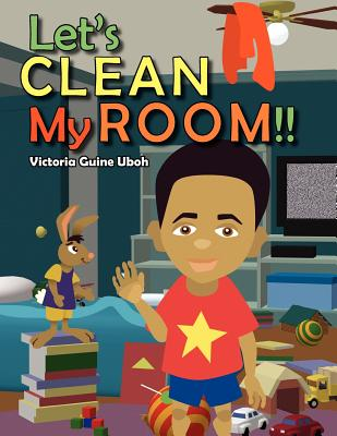Let's Clean My Room !! - Uboh, Victoria Guine