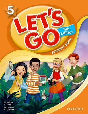 Let's Go: 5: Student Book -