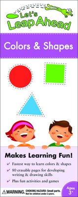 Let's Leap Ahead Colors and Shapes - Lluch, Alex A