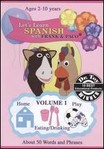 Let's Learn Spanish with Frank and Paco, Vol. 1