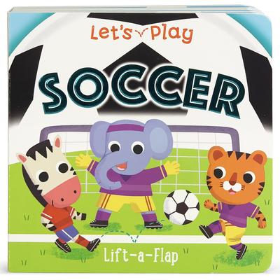 Let's Play Soccer - Swift, Ginger
