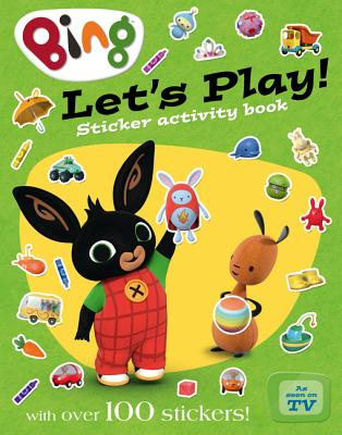 Let's Play sticker activity book -