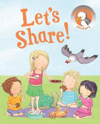 Let's Share!: With Fun Reward Stickers - Harker, Jillian
