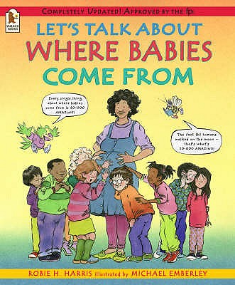 Let's Talk About Where Babies Come from - Harris, Robie H.