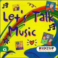 Let's Talk Music - Kidzup