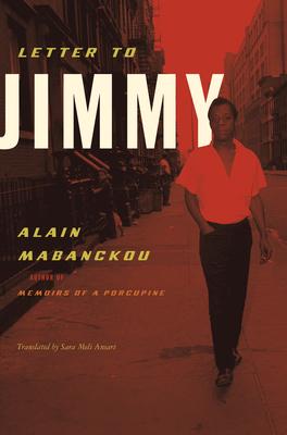 Letter to Jimmy - Mabanckou, Alain