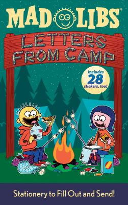 Letters from Camp Mad Libs - Mad Libs