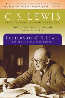 Letters of C. S. Lewis - Lewis, C S