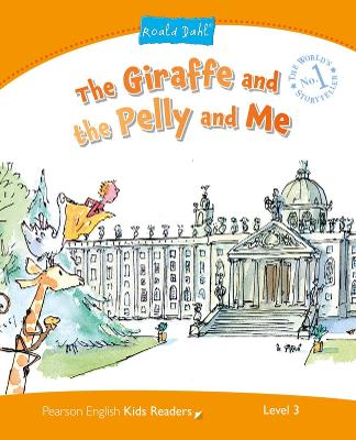 Level 3: The Giraffe and the Pelly and Me - Harper, Kathryn