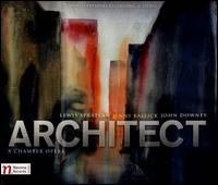 Lewis Spratlan: Architect [Includes DVD] - Amelia Clingman (viola); Ellen Redman (flute); Jean Jeffries (horn); Jeffrey Lentz (tenor);...