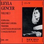 Leyla Gencer, Vol.3
