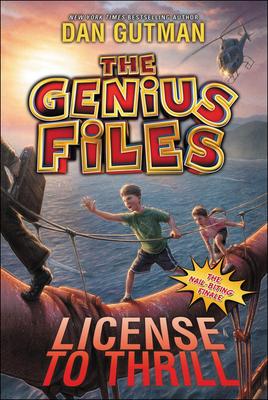 License to Thrill - Gutman, Dan