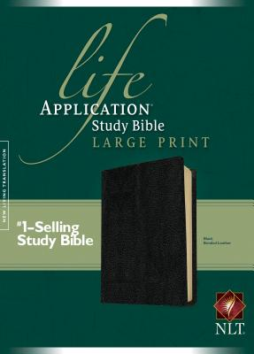 Life Application Study Bible-NLT-Large Print - Tyndale (Creator)