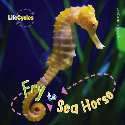 Life Cycles: Fry to Seahorse - De la Bedoyere, Camilla