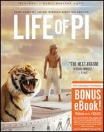 Life of Pi [Blu-ray/DVD] [Mother's Day eBook]