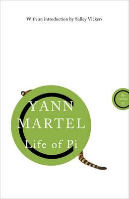 Life Of Pi - Martel, Yann, and Vickers, Salley (Introduction by)