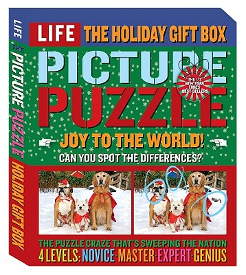 Life Picture Puzzle: The Holiday Gift Box - Life Magazine, and The Editors of Life (Editor)