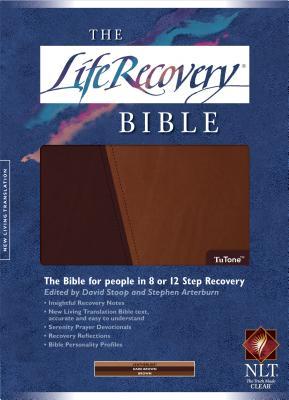 Life Recovery Bible-NLT - Stoop, David, Dr. (Editor), and Arterburn, Stephen (Editor)