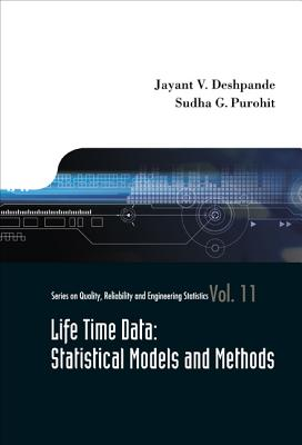 Life-Time Data: Statistical Models and Methods - Deshpande, Jayant V
