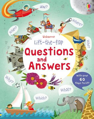 Lift the Flap Questions and Answers - Daynes, Katie
