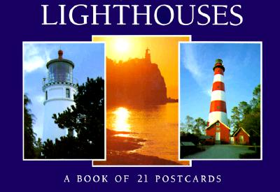 Lighthouses Postcard Book - Browntrout Publishers (Manufactured by)