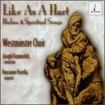 Lika As a Hart: Psalms & Spiritual Songs