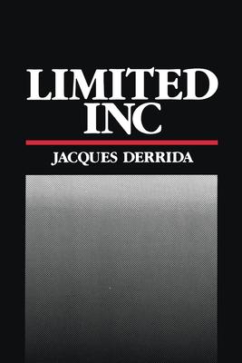 Limited Inc - Derrida, Jacques, Professor