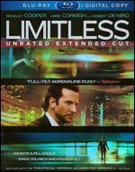 Limitless [Unrated] [2 Discs] [Includes Digital Copy] [Blu-ray]