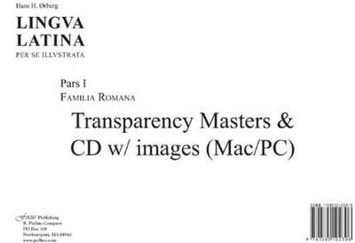 Lingua Latina: Transparency Masters - Orberg, Hans