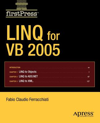Linq for VB 2005 - Ferracchiati, Fabio Claudio
