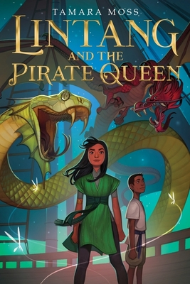 Lintang and the Pirate Queen - Moss, Tamara