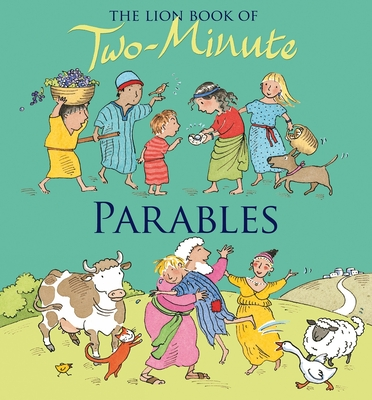 Lion Book of Two-minute Parables - Pasquali, Elena