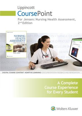 Lippincott Coursepoint for Jensen's Nursing Health Assessment with Print Textbook Package - Jensen, Sharon, MN, RN