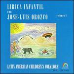 Lirica Infantil, Vol. 1