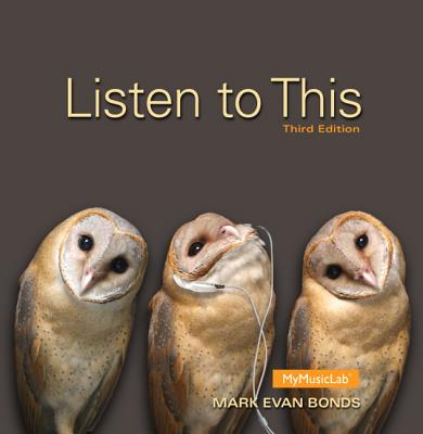 Listen to This - Bonds, Mark Evan