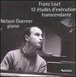 Liszt: Études d'exécution transcendante